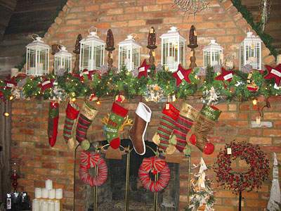 beautiful selection of unique gifts and decorations at the christmas store and gift shop at macqueen - Christmas Decoration Store