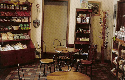 Sit Down And Relax With A Great Snack Or Meal From The Bakery Sweet Shop